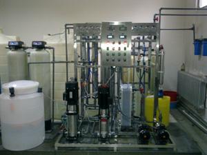 电子工业纯化水设备,电子元件清洗纯化水机
