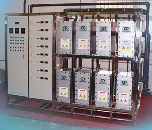 北京EDI电去离子制药纯水设备