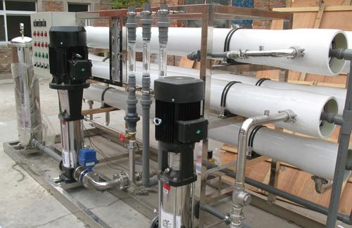 10吨纯净水设备
